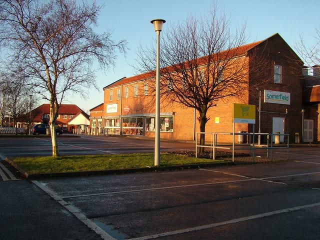 Supermarket at Martongate