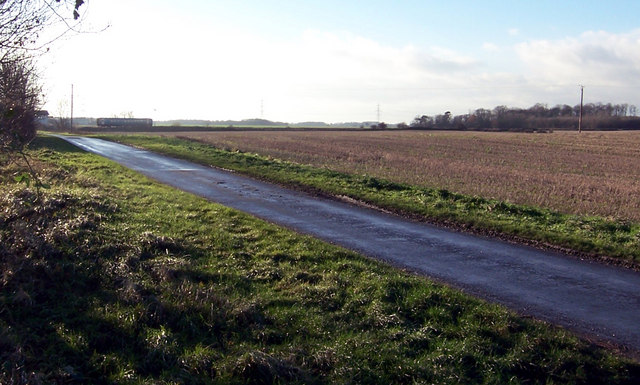The Lane from Keelby to Immingham