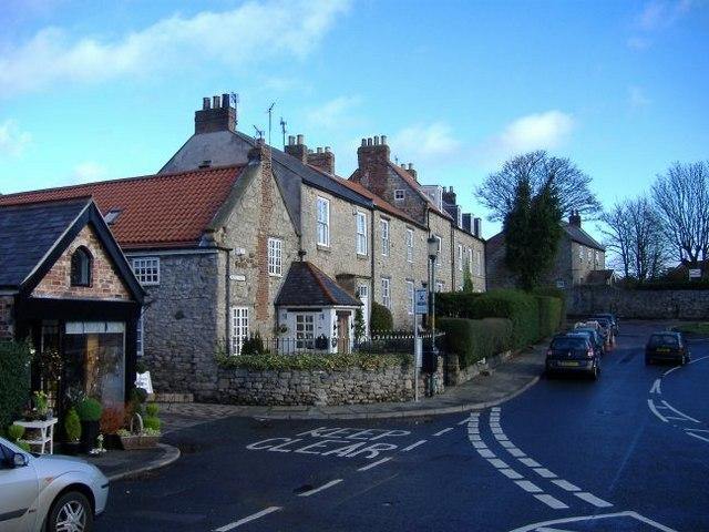 Cleadon Village.