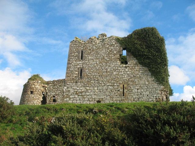 Ballycullen Castle