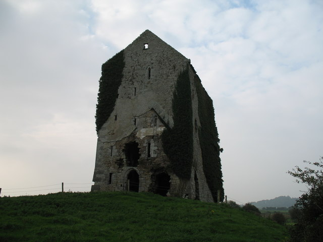 Rossmanagher Castle