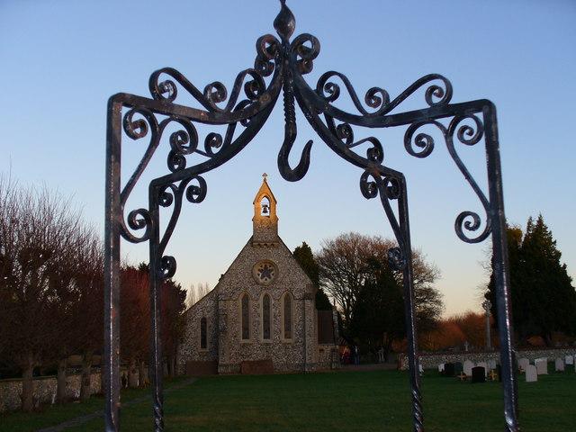 St Edward the Confessor, Sutton Green