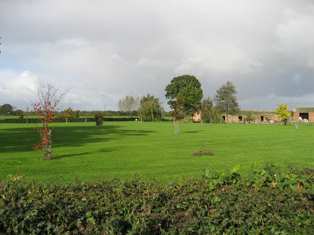 A Country Lawn