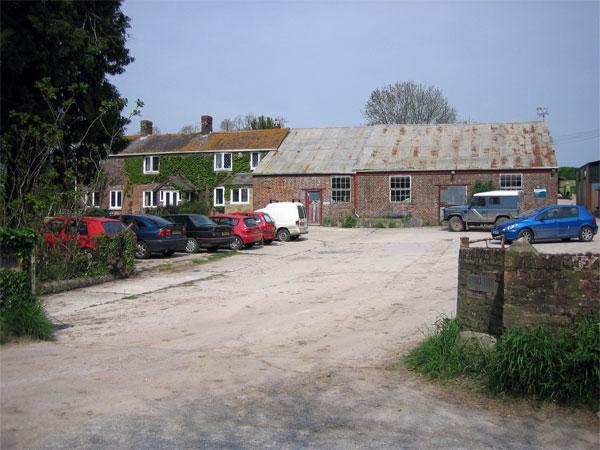 Lophill Farm, Langton Long