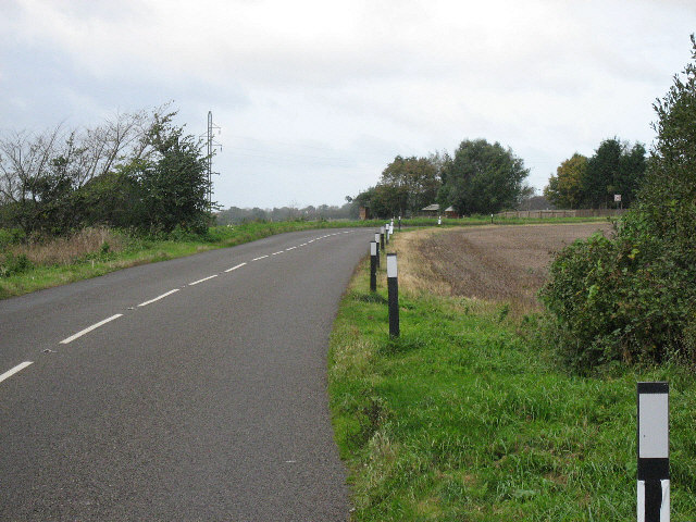 The Road To Thuxton