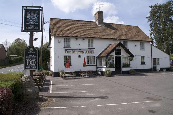 The Milton Arms, Winterborne Whitechurch