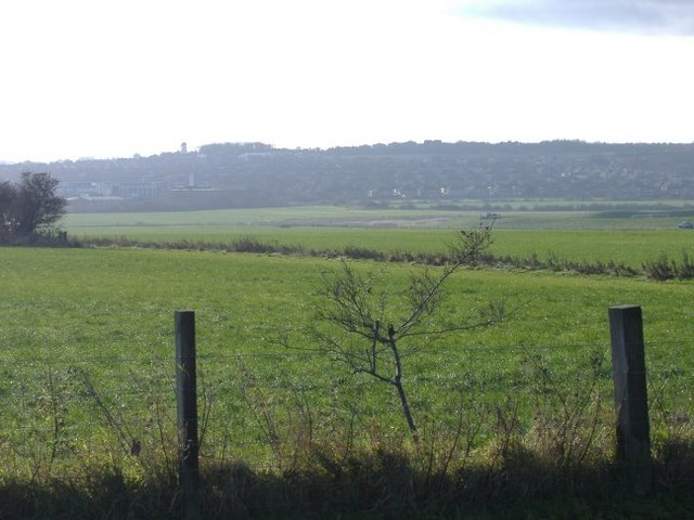 Looking towards Sunderland.