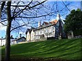 NZ4061 : One of the fine houses of Whitburn village. by Roger Cornfoot