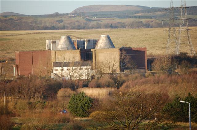 Townhill Power Station (disused)
