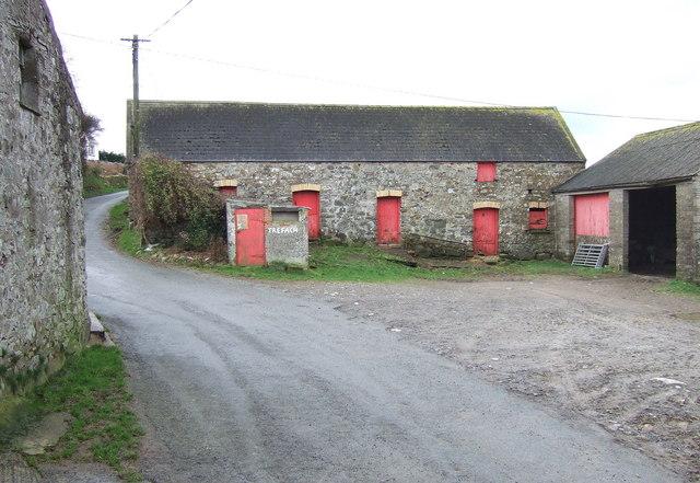 Trefach near Cilgwyn