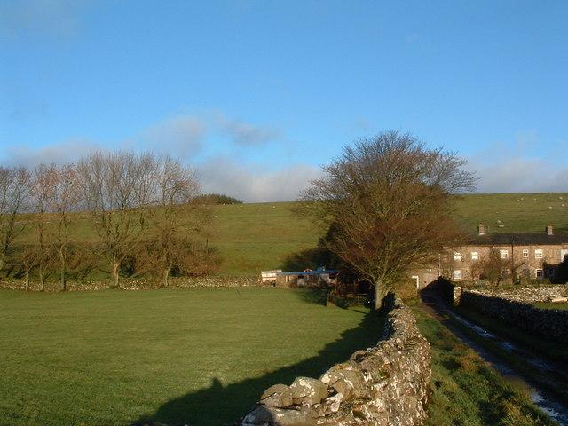 Shaw Cote Farm, Low Abbotside, Wensleydale