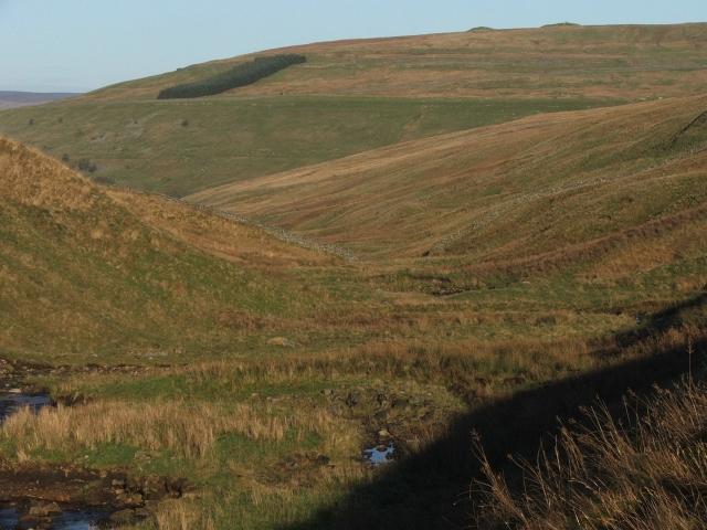 Upper Cragdale.