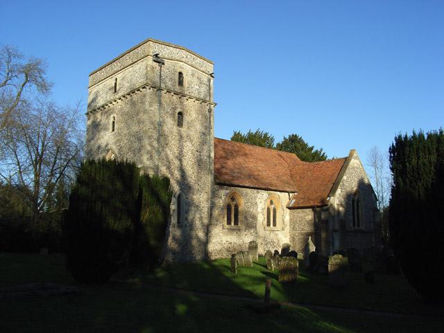 St Mary's, Fawley