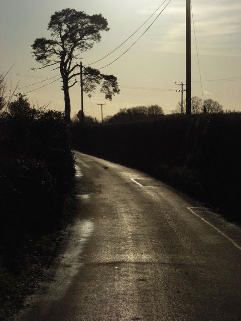Dobson's Lane, Fawley
