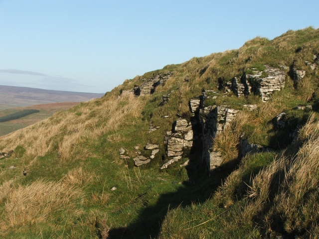 Southern End of Green Scar.