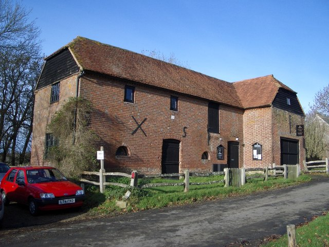 Former Granary at Church Farm, Penhurst