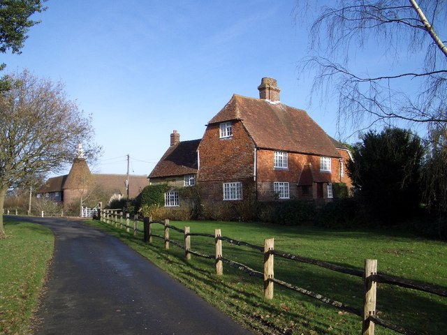 Great Spray's Farm House, North of Penhurst