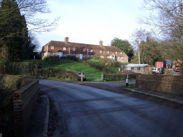 River Houses, Cackle Street near Brightling