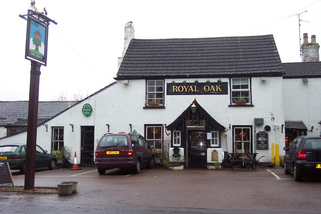 The Royal Oak, Hereford Road, Monmouth