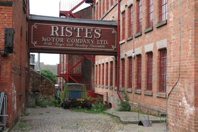 Ristes Motor Co Ltd