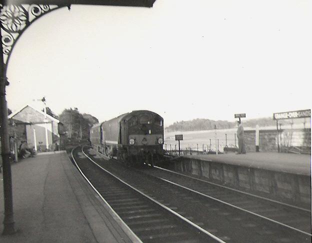 Barrow train