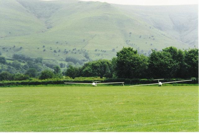 Talgarth gliding club