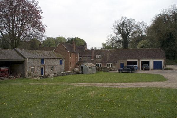 Farmyard, Turnworth Farm