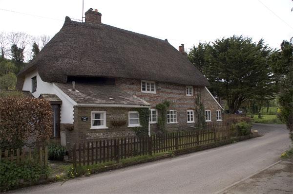 Middle Farm, Winterborne Houghton
