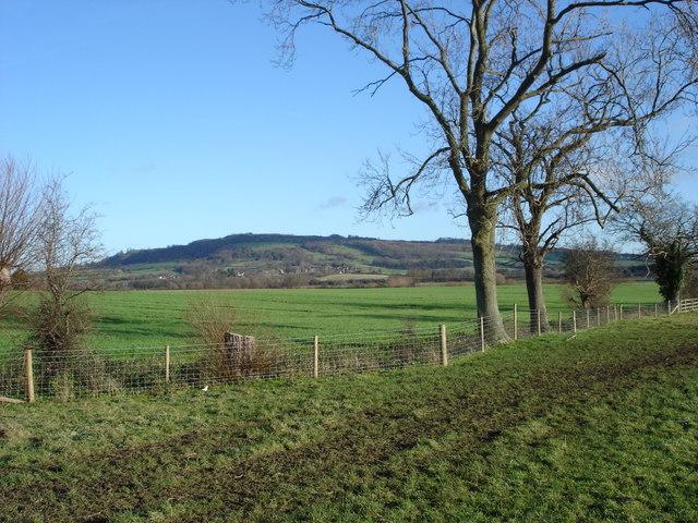 The Worcestershire/Gloucestershire boundary