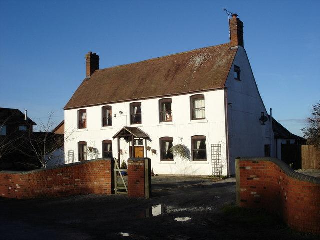 Former public house, Strensham