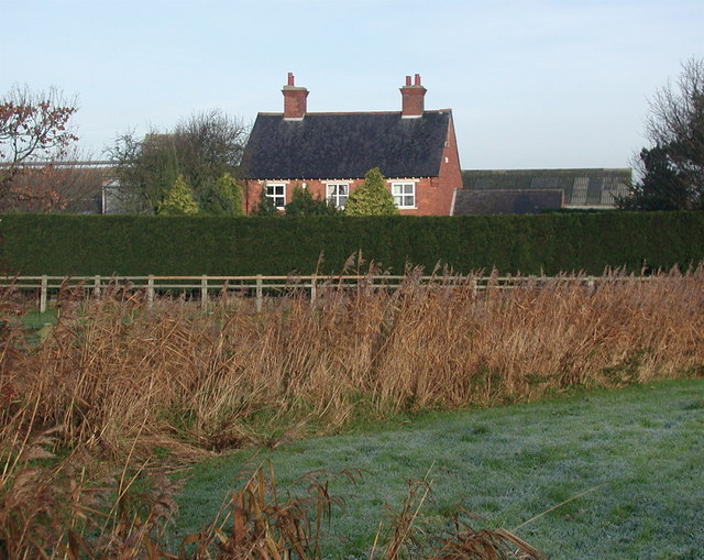 Thorn Marsh Farm, Thorngumbald