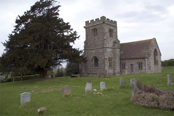 Belchalwell Church