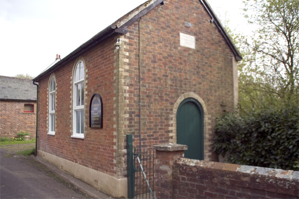 Methodist Chapel at Ibberton