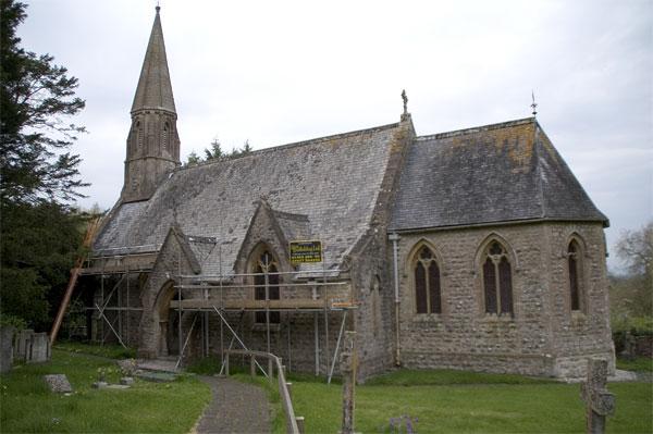 Woolland Church
