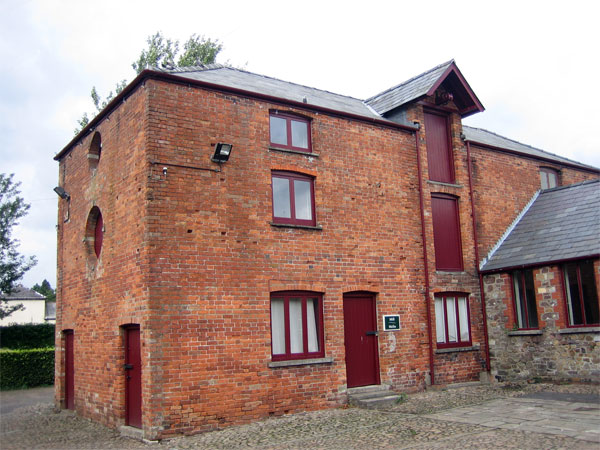 Mill, Tredegar House