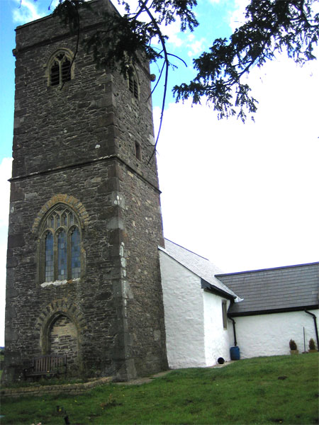 St Peter's Church, Henllys