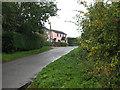 TG0503 : Hardingham Road by Roger Gilbertson