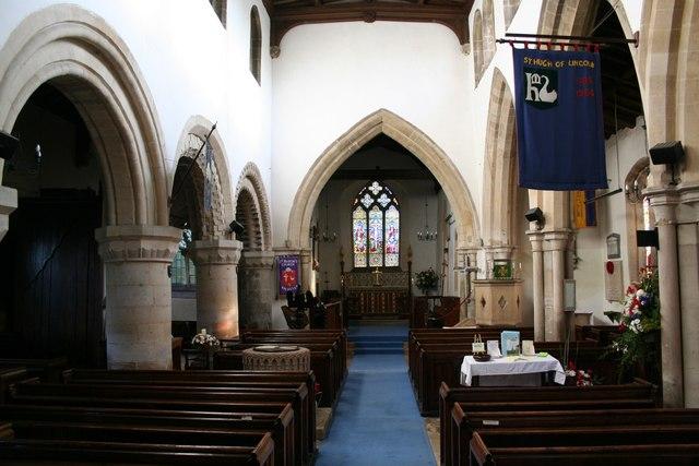 St.Martin's nave