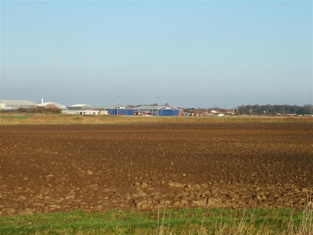 Heliport, Caister, Great Yarmouth