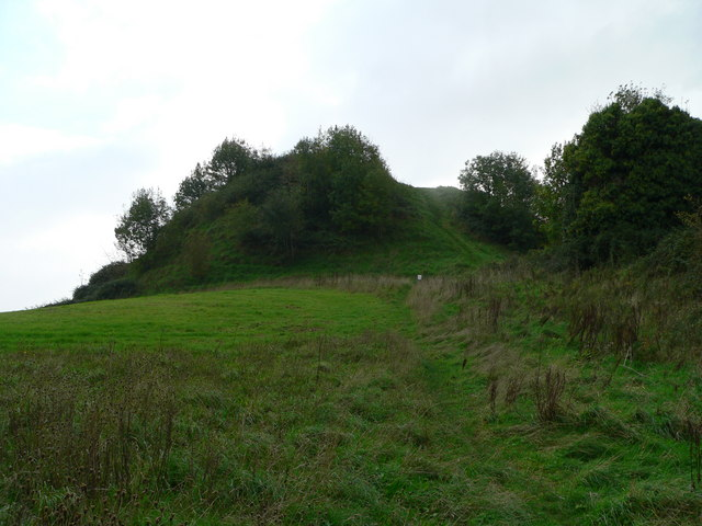 Knockgraffon Motte.