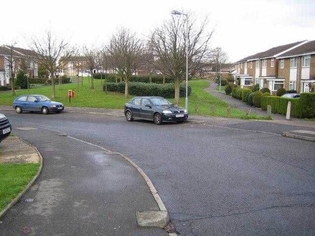 Luton: Buckingham Drive