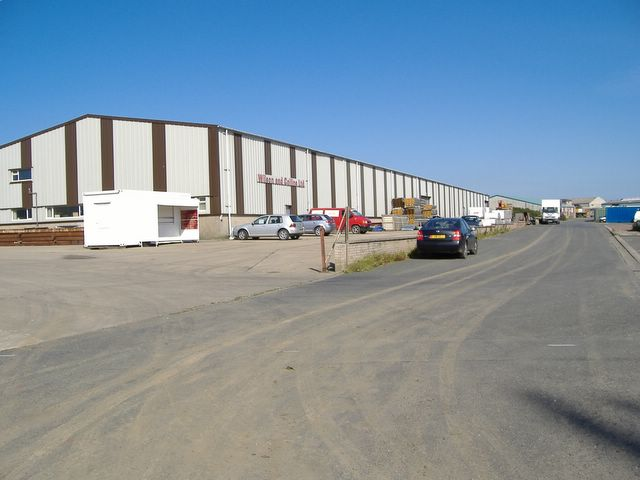 Balthane Industrial estate, Ballasalla, Isle of Man