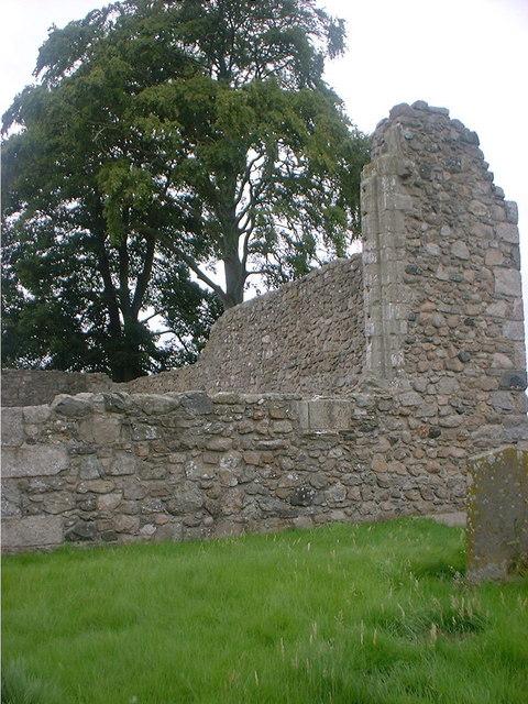 St Michael's, Kinkell.