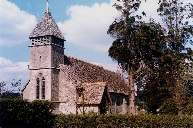 Foxham church