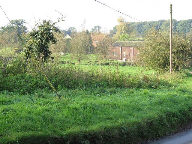 Merrydale Barn