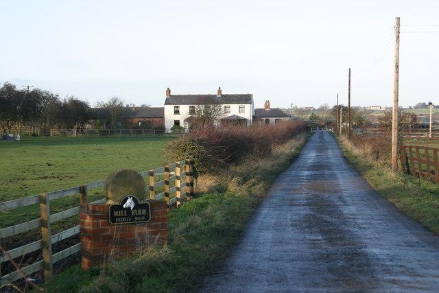 Prestwick Mill Farm