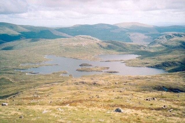 Redstone Rig & Loch Enoch