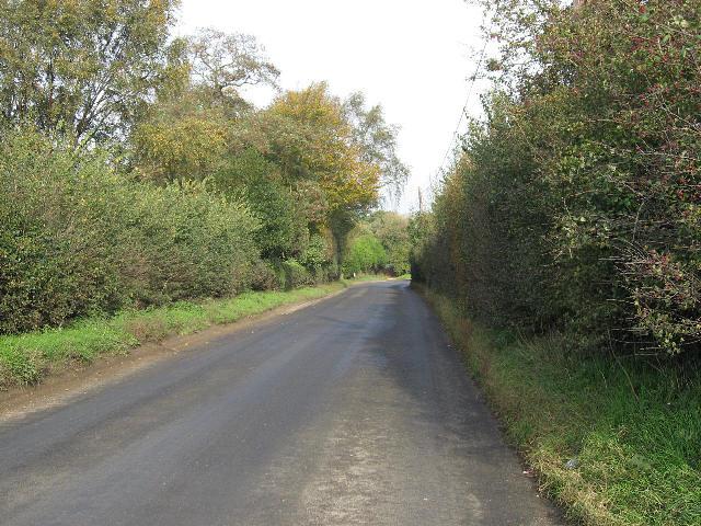 Hockering Green Road