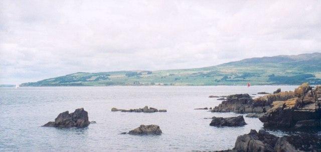 Coastline near Carrick