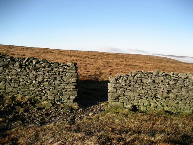 Wall Opening on Firth Fell